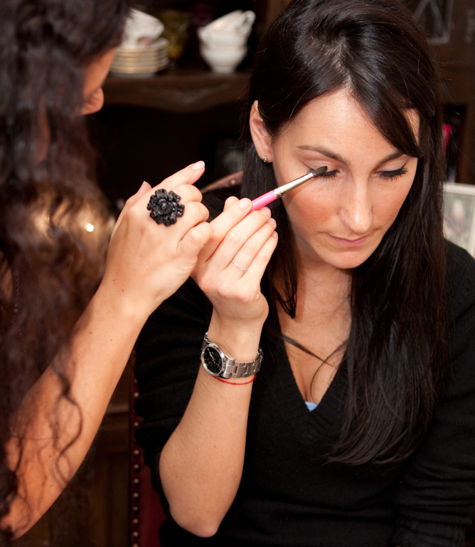 Private bespoke makeup lessons