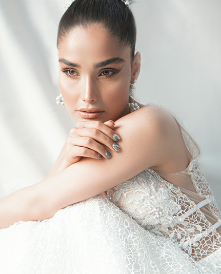 how to pick a bridal makeup artist london